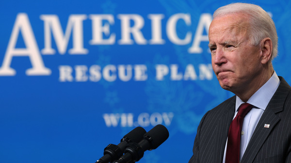 Biden's $1.9 Trillion Rescue Plan: Vital Medicine Or Costly Overkill?